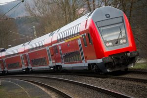 how does German public transport work