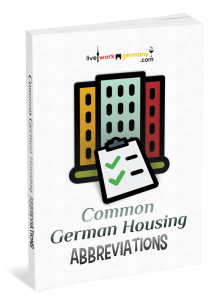 German housing abbreviations