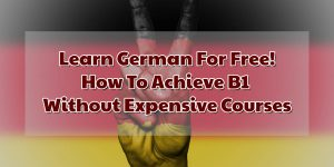 learn German for free