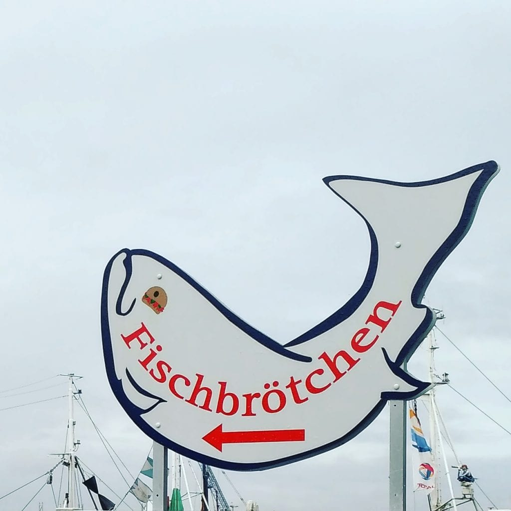 Northern Germany's signature snack