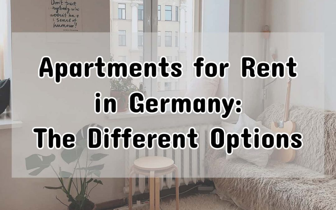 Types of Housing in Germany: The Different Options