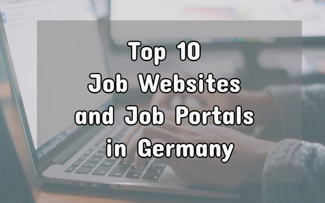 The Top 10 Job Websites and Job Portals in Germany