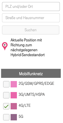 telekom mobile network coverage