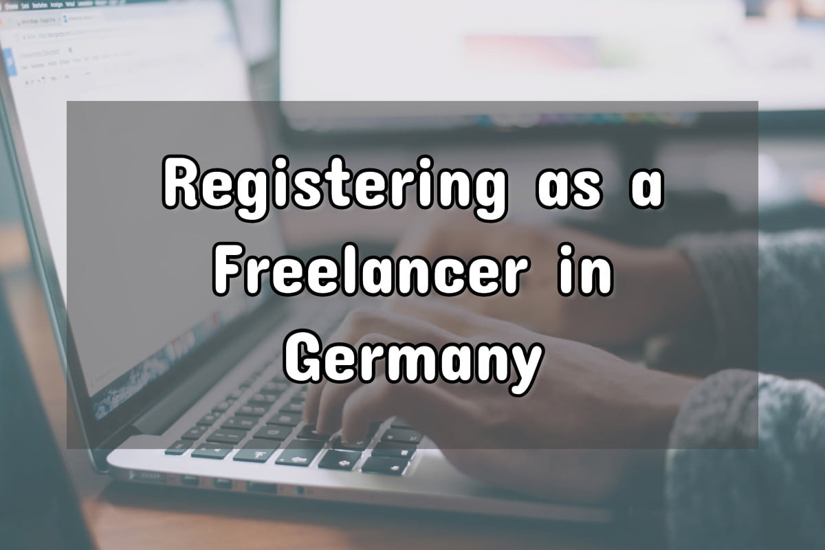 register as a freelancer in Germany
