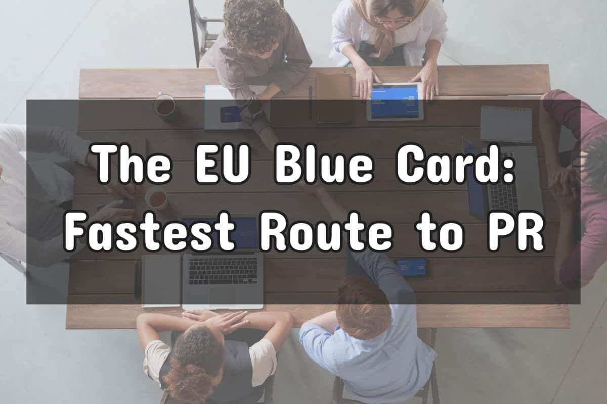 EU Blue Card Germany