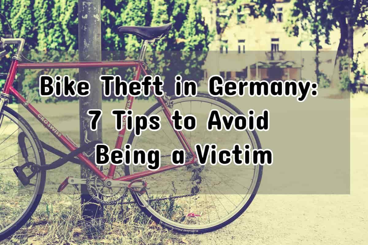 bike theft germany